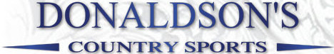 Donaldsons Country Sports logo